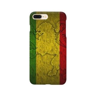 ラスタカラー Smartphone cases