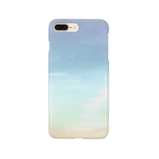 あの日見た空 Smartphone cases