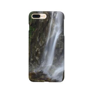 Toshiaki Sakuraiの夏の大瀑 Smartphone cases