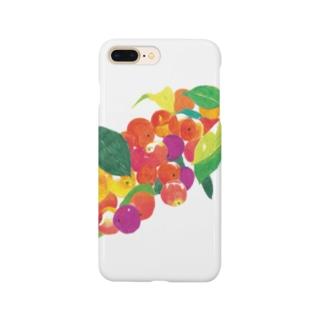 はでなヒメリンゴ Smartphone cases