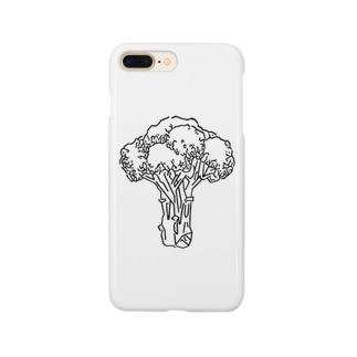 broccoli Smartphone cases