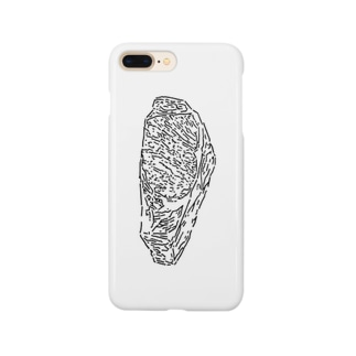 Marbled meat Smartphone cases