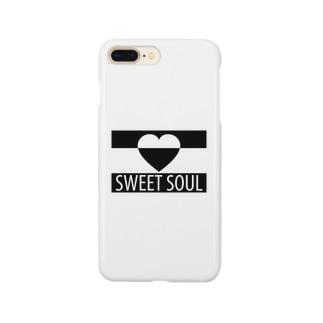 Sweet Soul スマートフォンケース
