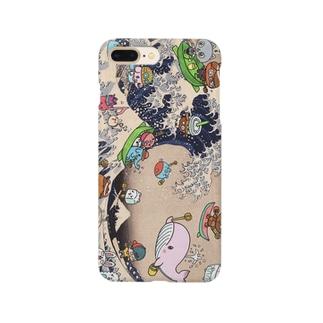 浮世絵 Smartphone cases