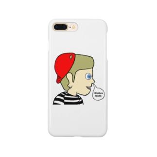 隠し事 Smartphone cases