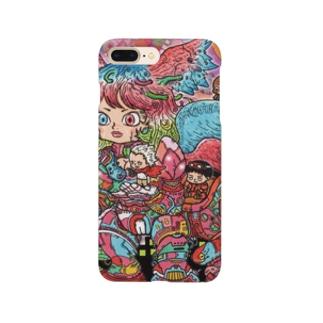 かおーす Smartphone cases