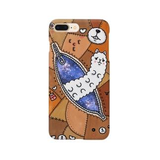 じっぱー Smartphone cases