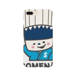 SOMEN侍「えへ」NEWモデル Smartphone cases