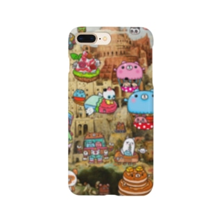 バベル Smartphone cases