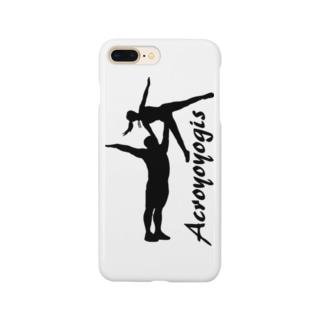 AcroYoyogis2017 Smartphone cases