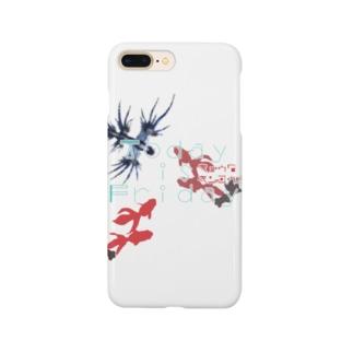金曜日 Smartphone cases