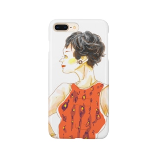 very-short hair Smartphone cases