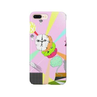 脳problem_01 Smartphone cases