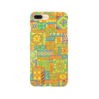 マルサンカクシカク2 Smartphone cases