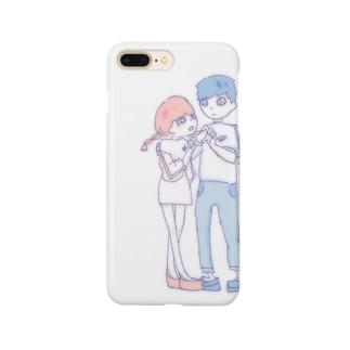 ペアルックかっぷる Smartphone cases
