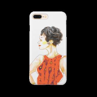 ベニコのvery short Smartphone cases