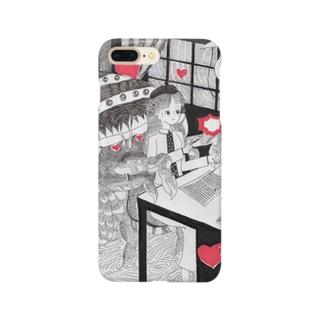 嫌悪と悪寒 Smartphone cases