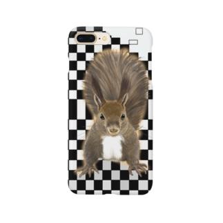 エゾリス Smartphone cases