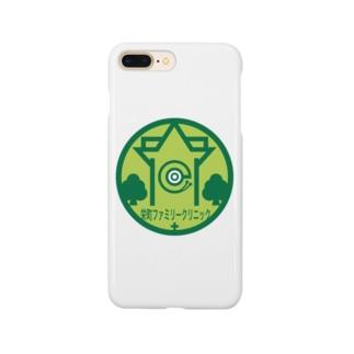 パ紋No.3055 栄町ファミリークリニック Smartphone cases
