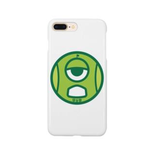 パ紋No.3057 早友里 Smartphone cases
