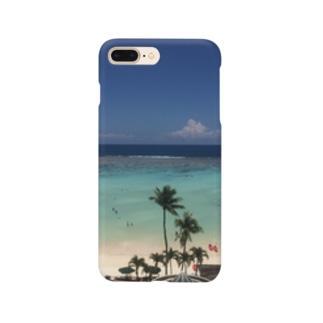 オーシャン Smartphone cases