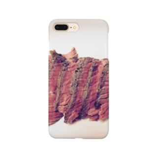 ローストビーフケース Smartphone cases