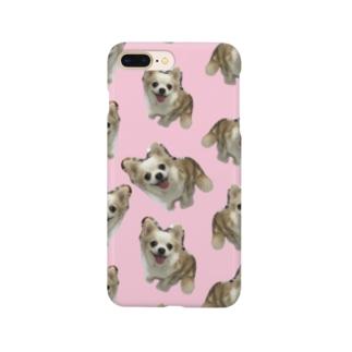 チワワ iPhoneケース Smartphone cases