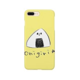 おにぎりにぎり Smartphone cases