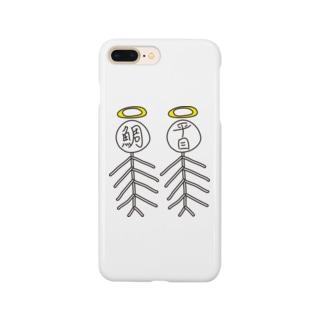 鯛や平目 Smartphone cases