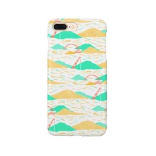 呉テキスタイル Smartphone cases