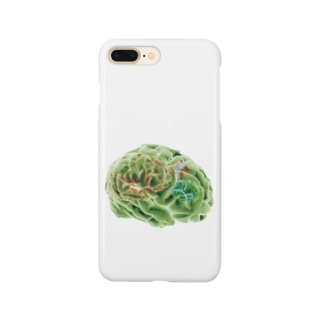 amnesia (BRAINS) Smartphone cases