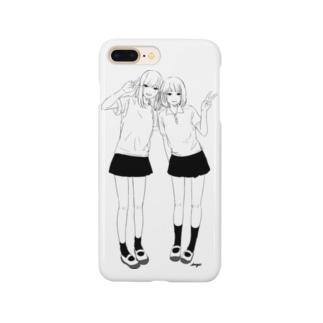 ハイチーズ Smartphone cases