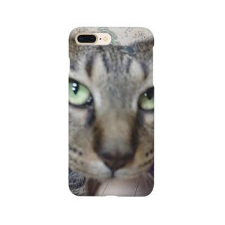 どやぬこ Smartphone cases