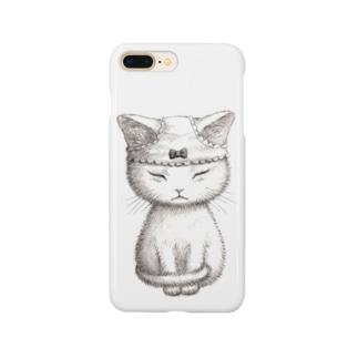 さむいから Smartphone cases