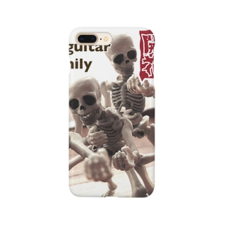 Airguitar Family 東北・嶺上開花(リンシャンカイホー) Smartphone cases