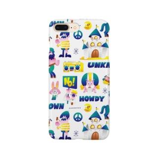 UNKNOWN WORLD Smartphone cases