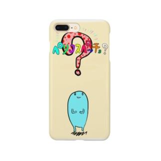 ペリコスペッチョ Smartphone cases