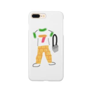 コンビニっぽいコーデ Smartphone cases