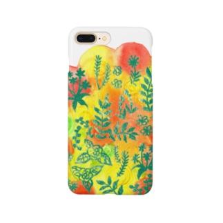 色彩草木花 Smartphone Case