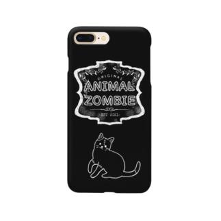 アニマルゾンビ★ネコ Smartphone Case