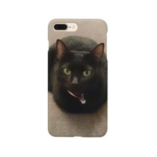 おすまし(ねこ) Smartphone cases