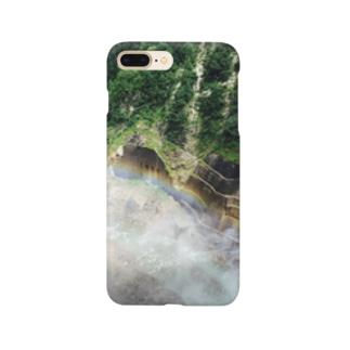 Kurobe Dam Smartphone cases