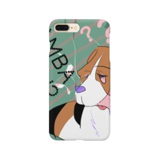 がんばらない 犬 Smartphone Case