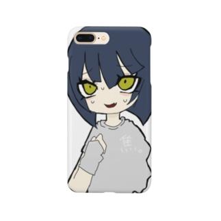 焦凛ちゃん。 Smartphone cases