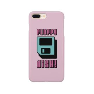 フロッピー Smartphone cases