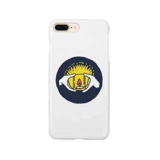 心の灯火 Smartphone cases