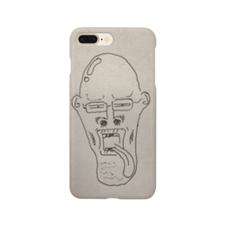 J画伯スマホケース Smartphone cases