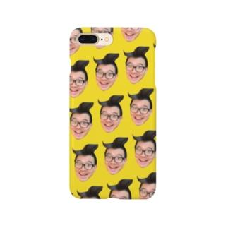 スマイルさんひょんぬ Smartphone cases