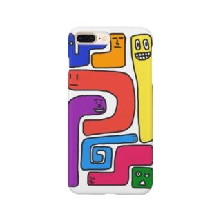 ウミウシくん Smartphone cases