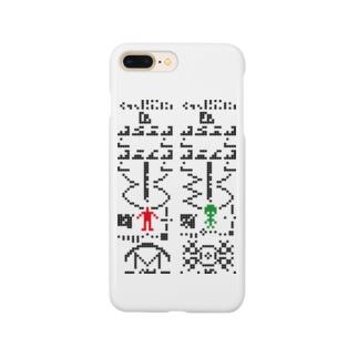 あなたは宇宙人が好きですか? Smartphone cases